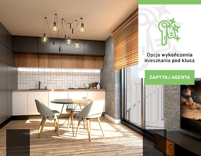 Rynek pierwotny - wnętrze mieszkania os.Jagielnia
